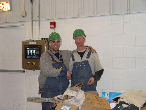 Electrical Project 3 - Durkin Electric Company, Inc.